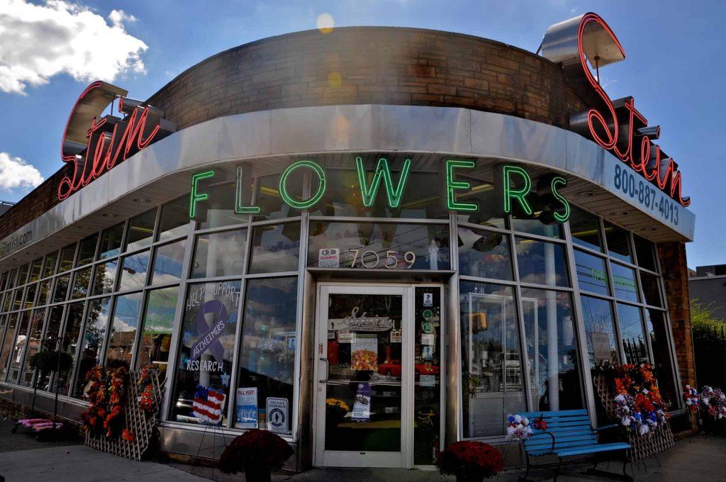 A Mid-Century Marvelous Florist - Neon in the Neighborhood!