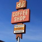 DJ's Coffee Shop – Thanks to Yelp We Had a Retro Roadmap Breakfast