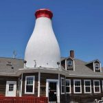 Frates Milk Bottle Building – New Bedford Mass