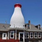 Frates Milk Bottle Building – New Bedford Mass