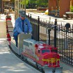 """Little Trains. Big Fun"" L.A. Live Steamers Railroad Museum"