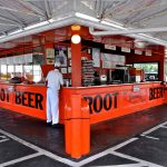 Stewart's Root Beer Drive In – Burlington NJ – Car Hop Service and Sputnik!