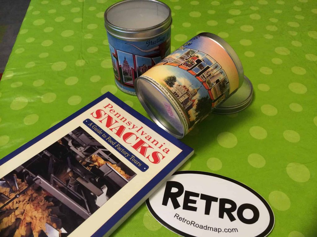 Retro Roadmap Mailing List Giveaway