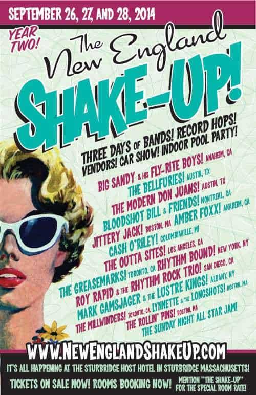 New England Shakeup 2014