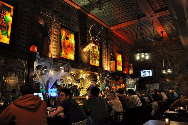 The Owl Bar - Baltimore's Speakeasy Secret