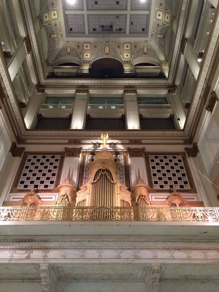 Wanamaker Organ Tour - Retro Roadmap Roundup Recommended!