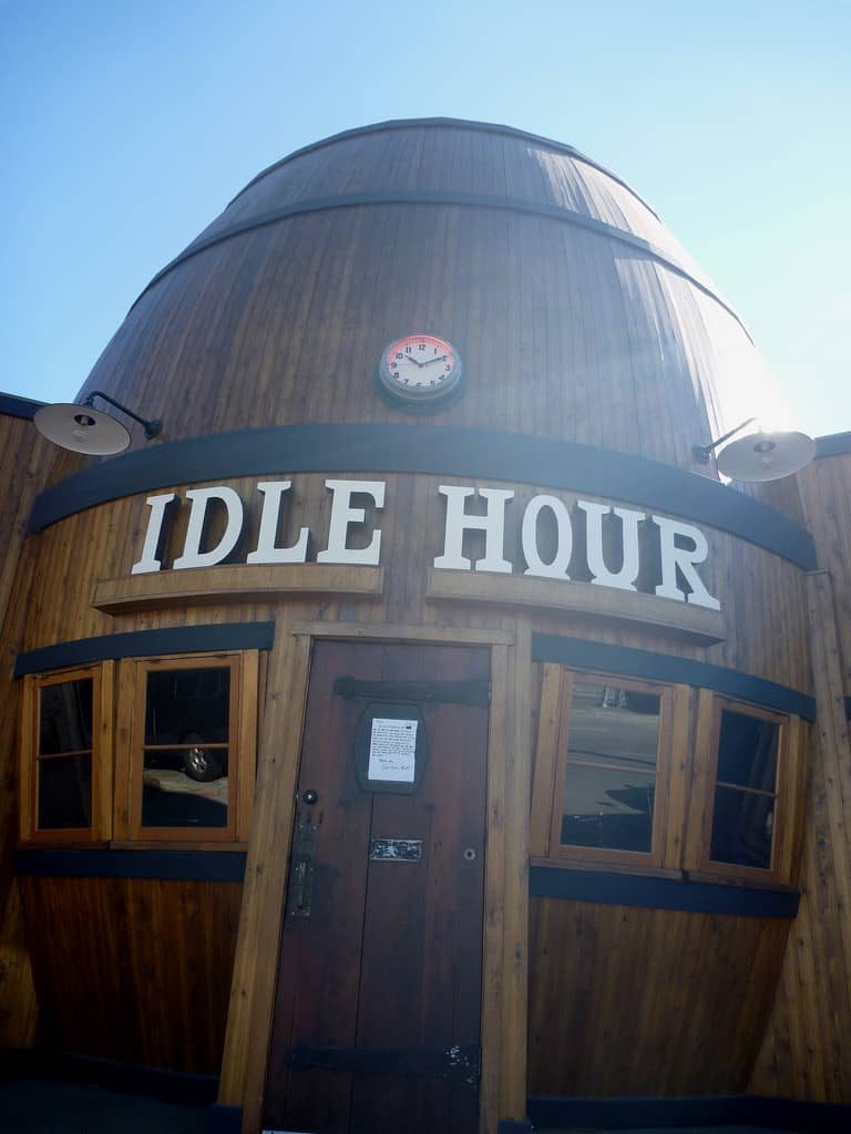 Roll Out The Barrel! Idle Hour North Hollywood CA