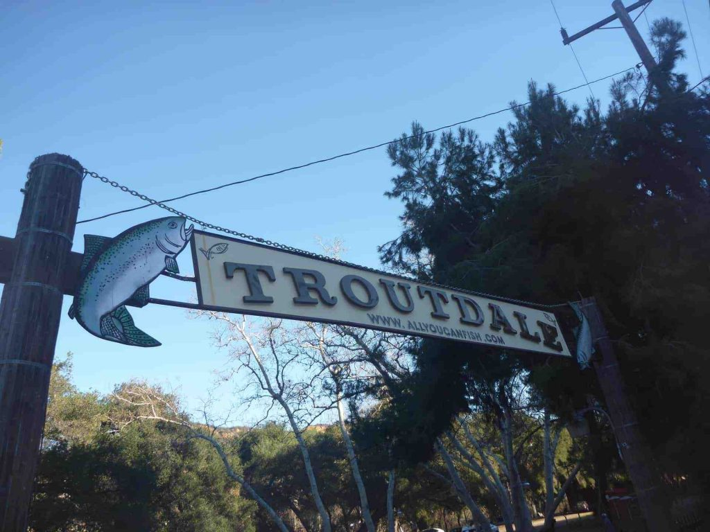 Troutdale - Agoura Hills, CA - Retro Roadmap
