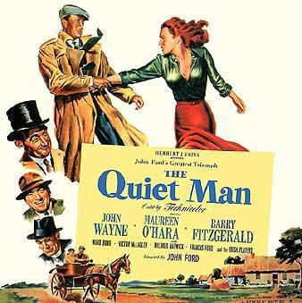 Retro Roadmap Meetup - Tour The Colonial Theatre & Watch The Quiet Man - Just in time for St. Pat's!