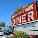 Wolfe's Diner – Wonderful Diner w/ Working Wallbox Jukeboxes!