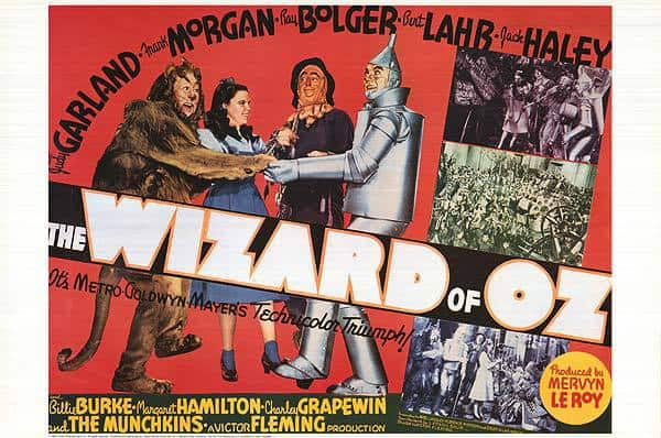 Watch The Wizard of Oz on the Big Screen at The Colonial - and Shop at Lulu!