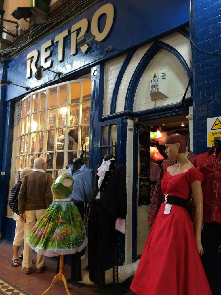 Retro Shop Dublin Ireland
