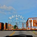 Bristol – Virginia AND Tennessee!