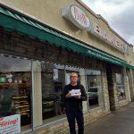 Hackensack Snackin! B&W Bakery Crumbcake
