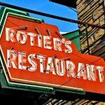 Rotier's Restaurant Nashville, TN Established 1945