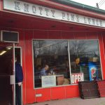 The Knotty Pine Lunch – There's a Space at the Counter For You