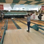 Duckpin Bowling in North Chelmsford MA with a Hall of Famer!