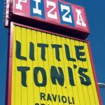"Little Toni's Italian Restaurant Los Angeles : ""That's Amore!"""