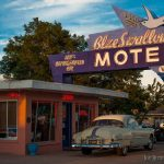 Blue Swallow Motel Tucumcari, NM – Route 66!