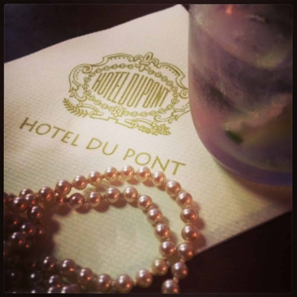Hotel du Pont Retro Roadmap