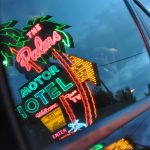 Best Neon Sign in Portland, OR ? Palms Motel!