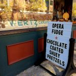 Opera Fudge? Wertz Candies in Lebanon PA is The Place!