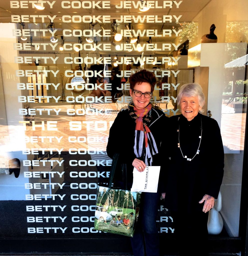 Betty Cooke Jewelry Designer Mod Betty Retro Roadmap