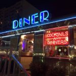 Art Deco Dining at The 11th Street Diner – Miami Beach FL