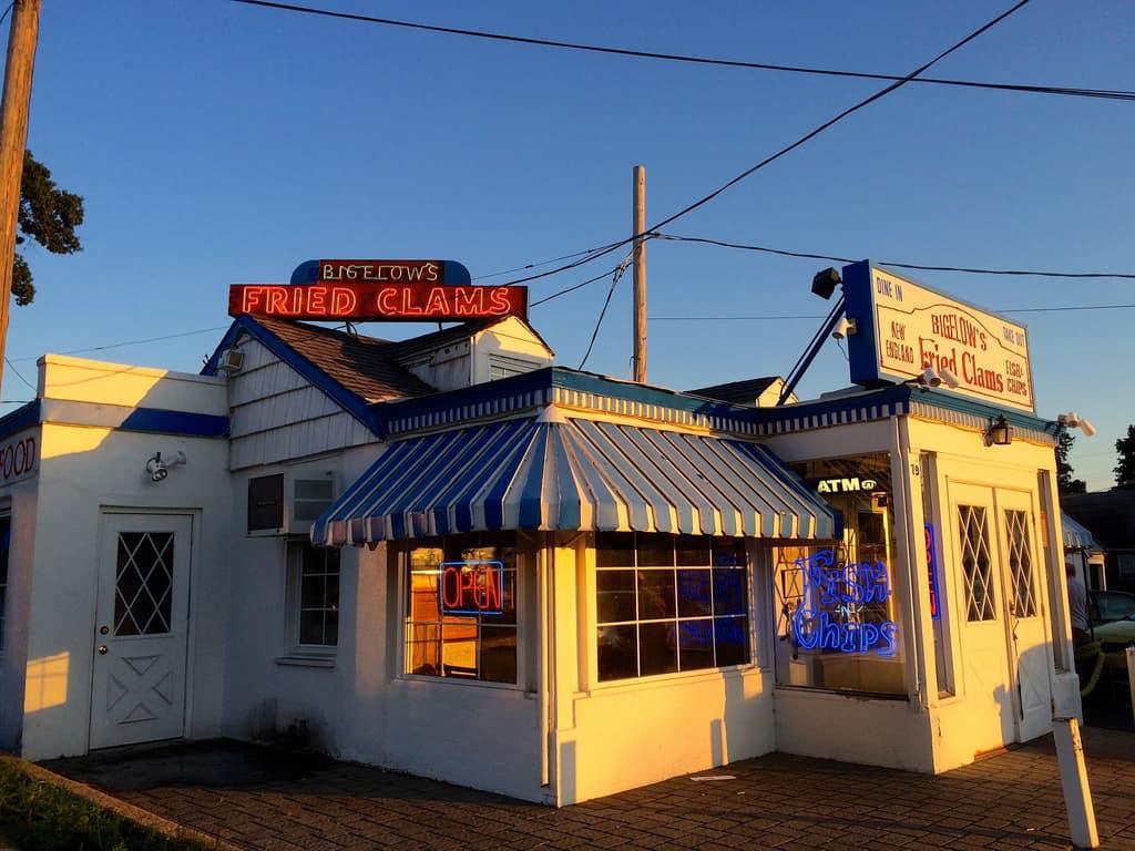 Long Beach Fried Clams