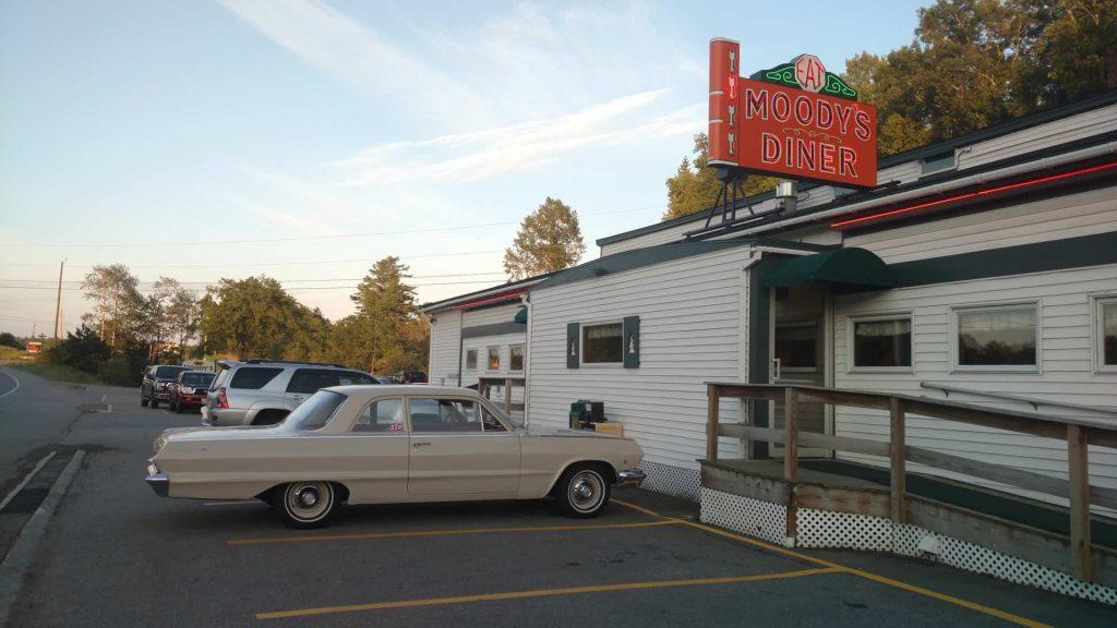 Moody's Diner - Waldoboro ME Maine Jennifer Andrews