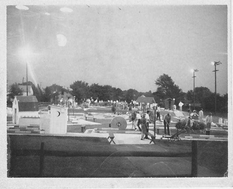 Waltz Golf Farm Limerick PA 1964