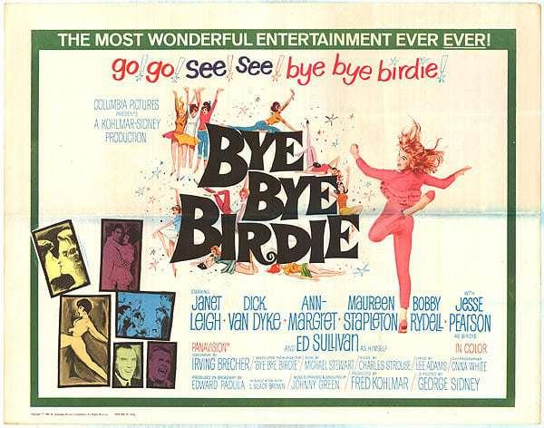 Bye Bye Birdie Horizontal